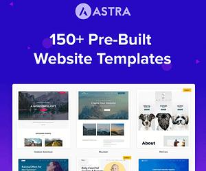 Astra Starter Templates 1200x1200 1